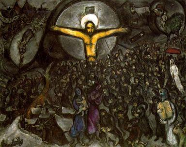 Marc Chagall: Exodus