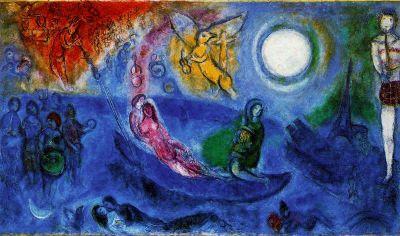 Marc Chagall: Koncert