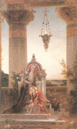 Gustaw Moreau: Dawid