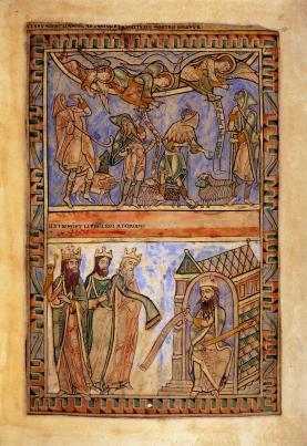 Psałterz Henryka z Blois