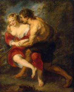 Piotr Paweł Rubens: Scena pastoralna