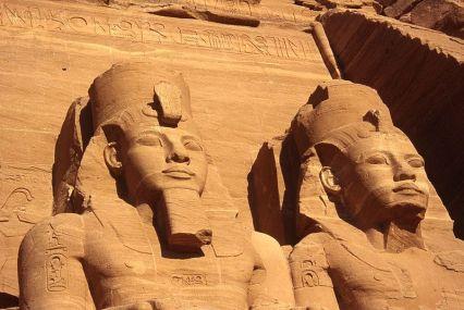 Ramzes II, Abu Simbel, Egipt