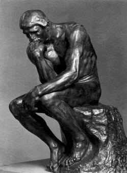 Auguste Rodin: Myśliciel