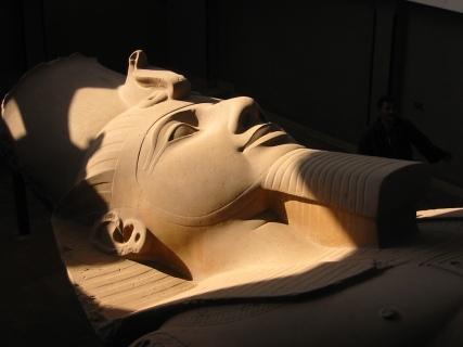 Ramzes II, Memfis