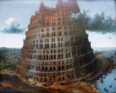 Pieter Bruegel: Babel