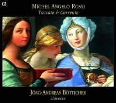 Michelangelo Rossi (okładka płyty)