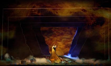 """Ryszard Wagner, inscenizacja """"Złota Renu"""""""