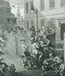 William Hogarth: Cruelty