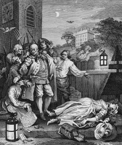 William Hogarth: Cruelty in Perfection