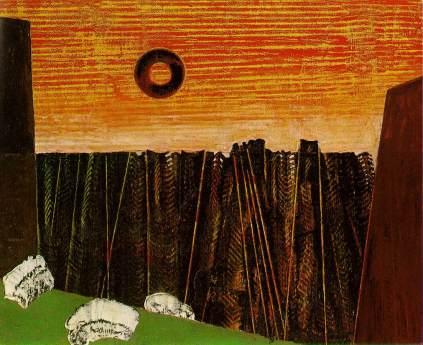 Max Ernst, Las