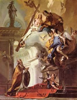 Giovanni Battista Tiepolo: Modlitwa