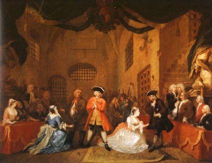 William Hogarth: Opera żebracza