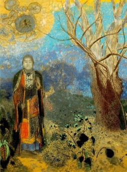 Odilon Redon: Budda