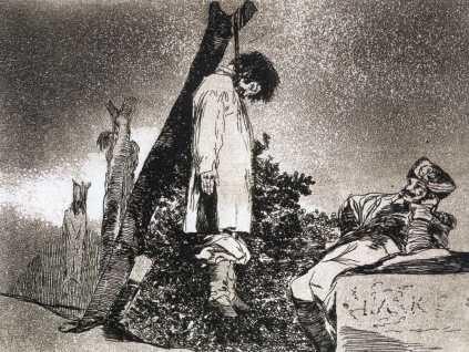 Goya: Nic więcej (Los desastres)
