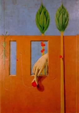 Max Ernst: Trwałość pamięci
