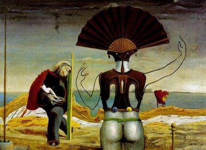 Max Ernst:, ---