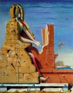 Max Ernst: Cecylia