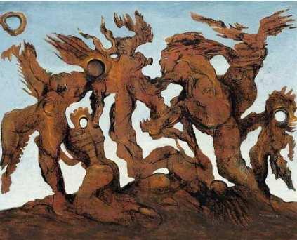Max Ernst, Horda