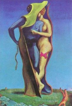 Max Ernst, Niech żyje miłość
