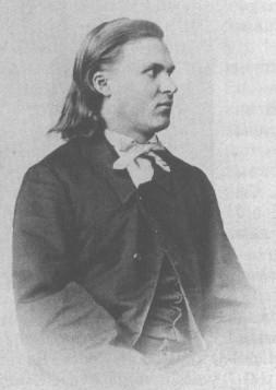 Friedrich Nietzsche, 1862