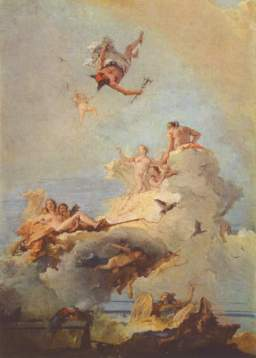 Giovanni Battista Tiepolo: Olimp