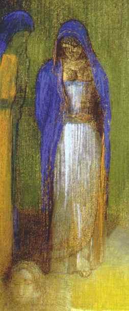 Odilon Redon: Salome