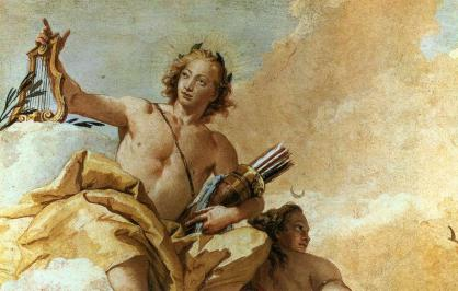 Giovanni Battista Tiepolo: Apollo i Diana