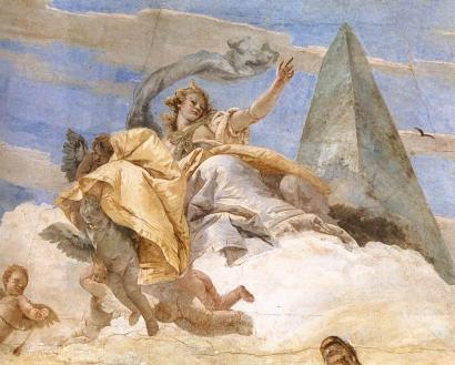 Giovanni Battista Tiepolo: Bellerofont na Pegazie