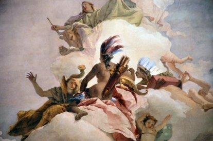 Giovanni Battista Tiepolo: Apoteoza rodu Pisani