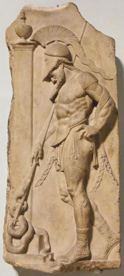 Heros grecki, 1 w. p.n.e.