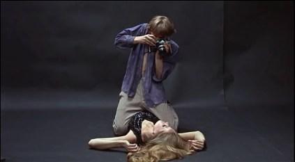 """Michelangelo Antonioni: """"Powiększenie"""" (scena z filmu)"""