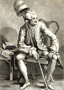 William Hogarth: Wolność