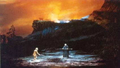"""Ryszard Wagner, inscenizacja """"Zygfryda"""""""
