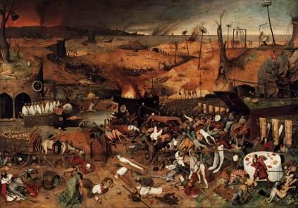 Pieter Brueghel Starszy: Triumf śmierci