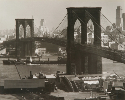 Andreas Feininger, Brooklyn Bridge