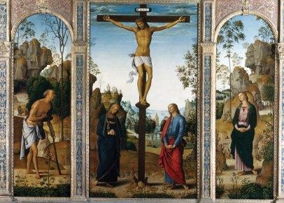 Pietro Perugino: Ukrzyżowanie