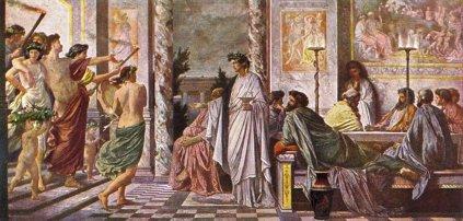 Anselm Feuerbach: Uczta Platona