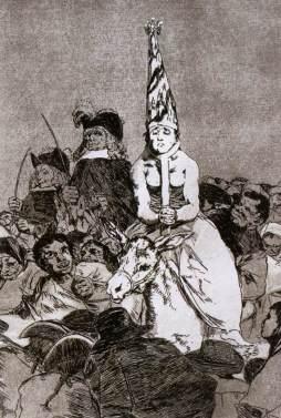 Francisco Goya: Nie było remedium (Los Caprichos)