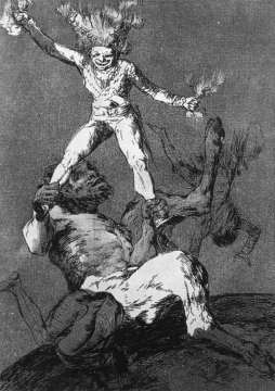 Francisco Goya: Powstanie i upadek (Los Caprochos)