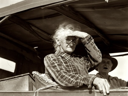 Dorothea Lange, Don't Stop Believing 1936