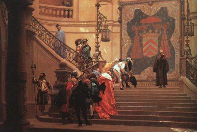 Jean Leon Gerome: Szara eminencja