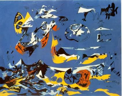 Jackson Pollock, ---
