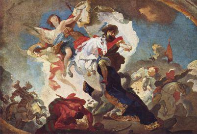 Franz Anton Maulbertsch: Apotoza św. Ignacego