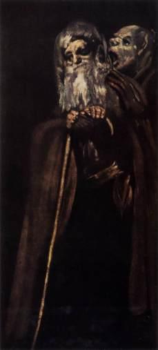 Francisco Goya: Mnisi