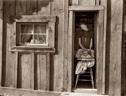 Dorothea Lange, Ola Baby 1939