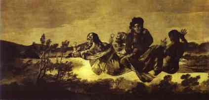 Francisco Goya: Parki