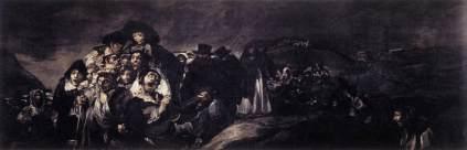 Francisco Goya: Pielgrzymka do grobu św. Izydora