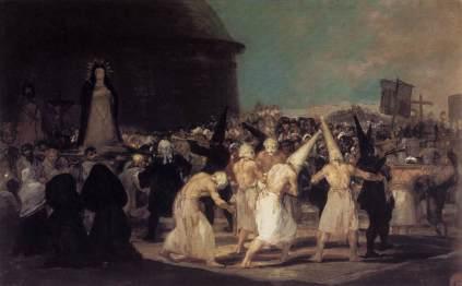 Francisco Goya: Procesja