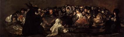 Francisco Goya: Sabat