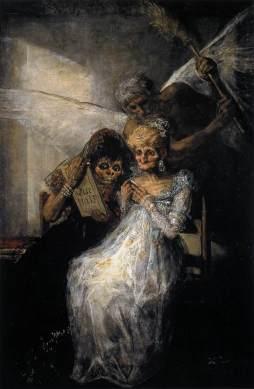 Francisco Goya: Staruchy